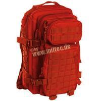 Рюкзак US Assault Pack SM красный