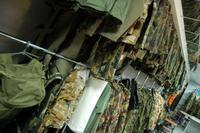 Оригинальная милитари одежда (б/у)