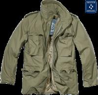 Уточнять наличие - Куртка M-65 с подстежкой (olive)