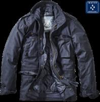 Уточнять наличие - Куртка M-65 с подстежкой (Navy)