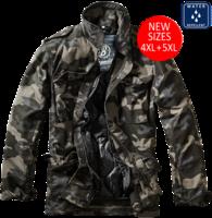 Уточнять наличие - Куртка M-65 с подстежкой (Dark camo)