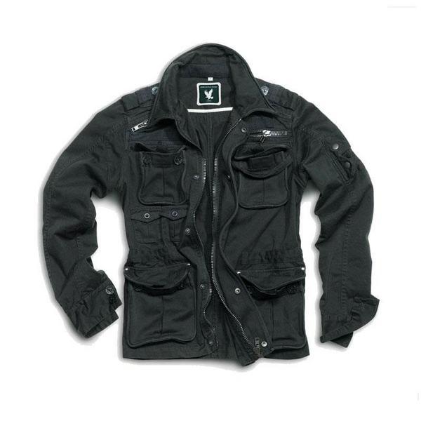 Куртка Brooklyn schwarz от немецкого производителя Surplus