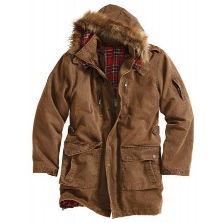 Зимняя куртка XYLONTUM GIANT с отстегивающейся подкладкой