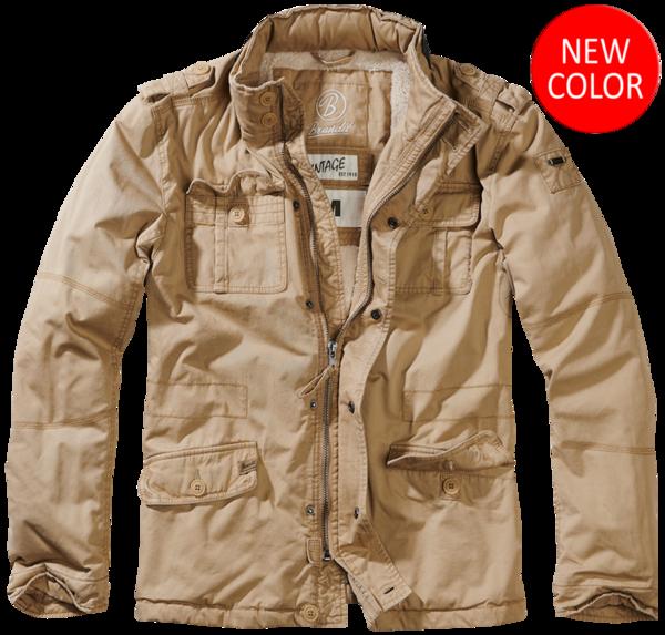 Уточнять наличие - Куртка Britannia Winter Jacket Camel