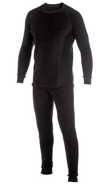 Термобельё Hobo Pro Dry Warm стрейчфлис (чёрное)