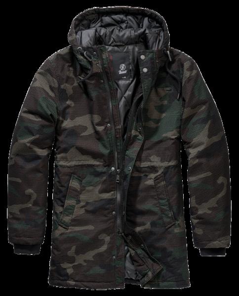Уточнять наличие - Grid-Camo Parka (куртка-парка)