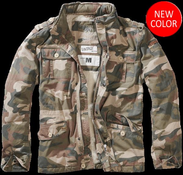 Уточнять наличие - Куртка Britannia Winter Jacket Light Woodland
