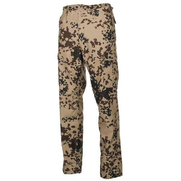 Штаны US Combat Pants, BDU, в расцветке tropentarn