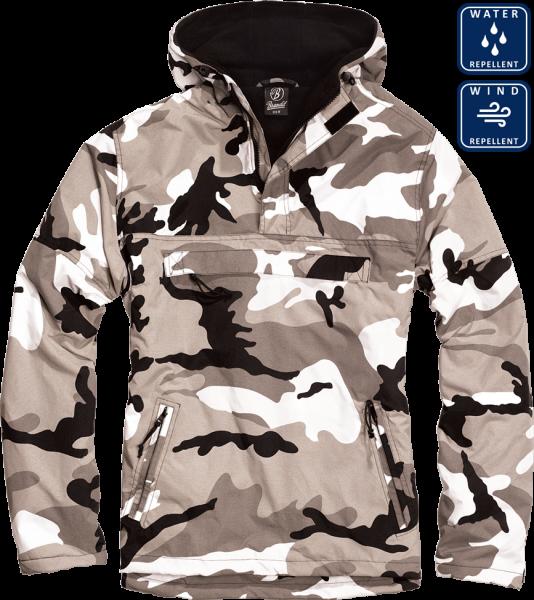 Уточнять наличие - Утепленная куртка-виндстоппер комбат-анорак (Urban).