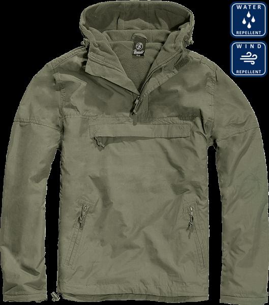 Уточнять наличие - Утепленная куртка-виндстоппер Комбат анорак (цвет oliv)