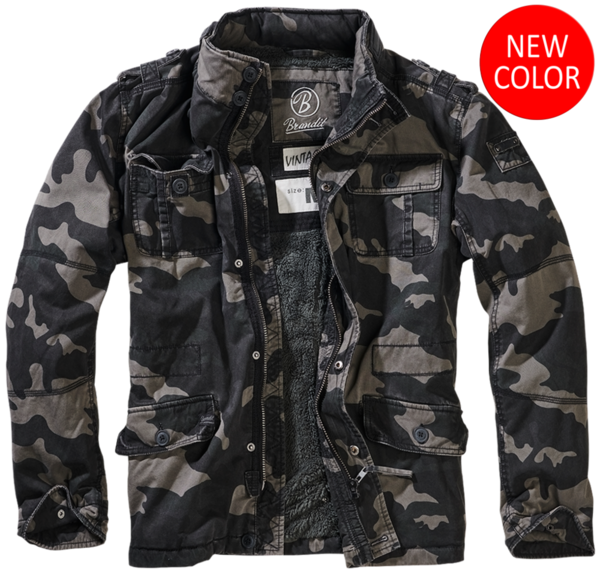 Уточнять наличие - Куртка Britannia Winter Jacket Darck Camo