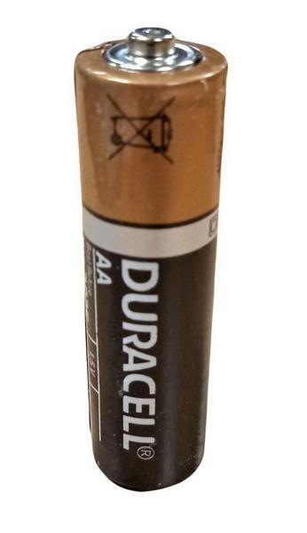 Батарейка Duracell AA 1шт.