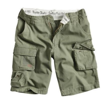 Шорты SURPLUS TROOPER SHORTS GEWASHED