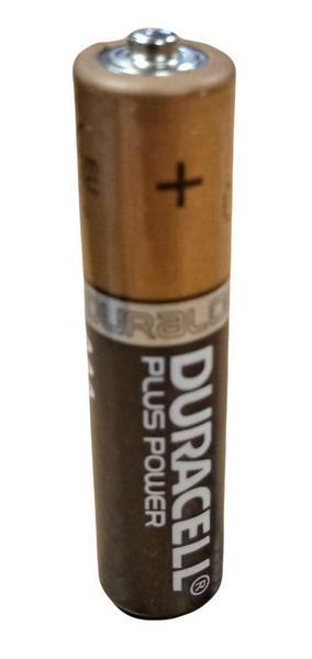 Батарейка Duracell ААА 1шт.