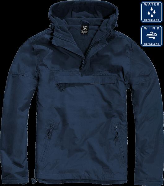 Уточнять наличие - Утеплённая куртка-виндстоппер Комбат анорак (navy)