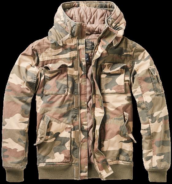 Уточнять наличие - Куртка Bronx цвет Light woodland