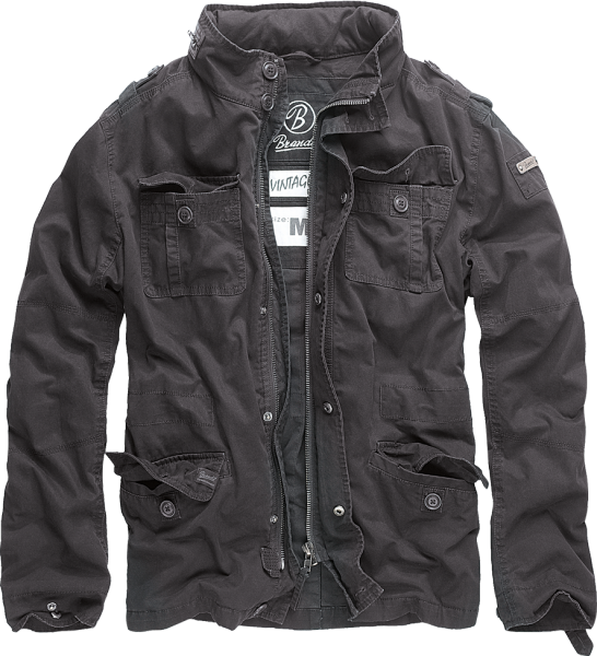 Уточнять наличие - Куртка Britannia Black