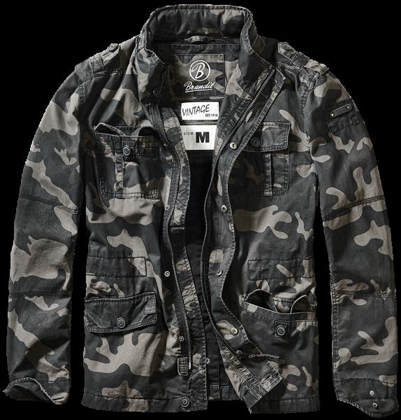 Уточнять наличие - Куртка Britannia Dark camo