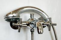 Ванна AQVA керамика кор. нос 8804 +