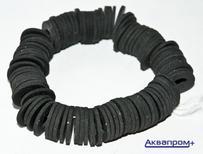 """Прокладка резиновая   1/2"""" (черная)"""
