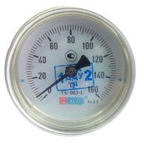 Термометр осевой Дк63 L=60мм 160C ТБ63 Метер