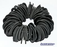 """Прокладка резиновая  1"""" 1/4  (черная)"""
