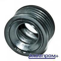 Манжета резина D  40х25 черная