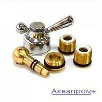 DK-403 комплект внутреннего (шаровое) переключения для смесителя двуруч. 15 шт./ кор.