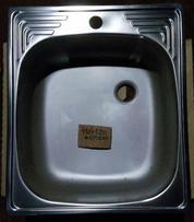 Мойка врезная 450х520 (0,6 мм)