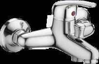 Смеситель для ванны ORTA RHIN 40150 ф35 короткий нос