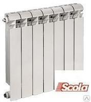 Радиатор биметалл. 500х80  6 секций ProfSan