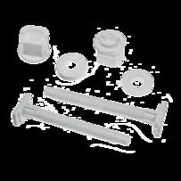 Крепление крышки унитаза К-1   (100)