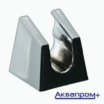 Кронштейн для лейки (пластик) арт. 631квадрат