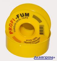 Фум-лента большая желтая ГАЗ (500/100)