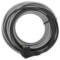 Греющий кабель сверху для обмотки на трубу  8м  (комплект)