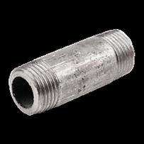 Бочонок оцинк Ду15 L=55мм из труб КАЗ 3262-75