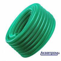 УСИЛЕННЫЙ спиральный шланг 10 атм ф32 (бухта 30м)