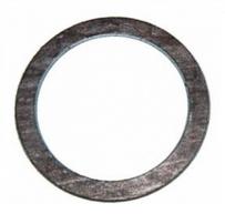 Прокладка паронит Ду 32 для нипеля и заглушки алюм. радиаторов 1 1/4 дюйма 33*42
