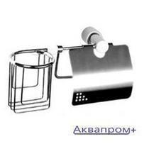 Держатель для туалетной бумаги и дезодор. TG1205-1