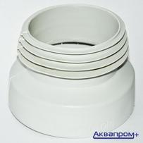 Экцентрик резина ф 100 прям. (манжета д/унит) (30)