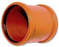 ПВХ Муфта  соединительная 160 мм наружняя канализ