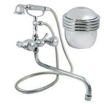Ванна DIABLO LUX мет.лейка ручка 200S  ручка №F16