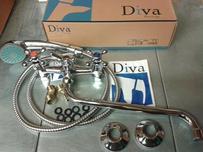 Ванна керамика DIVA стандарт Крест