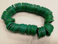 """Прокладка резиновая   1/2"""" (зеленая) для аэратора"""