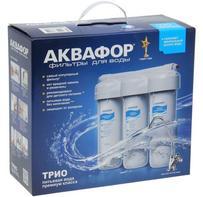 Водоочиститель 3-ой Аквафор Кристалл А  Ж/В  (3)