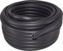 Шланг полив. резиновый  ф18 50м армир. черный