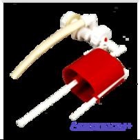 Клапан для бачка боковой  универс. РБМ (50)