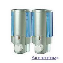 Дозатор пластиковый двойной