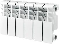 Радиатор алюминиевый 200х100  7 секций Ogint Alpha