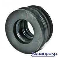 Манжета резина D  50х32 черная